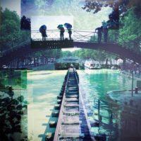 Canal du Rail - Em Pinsan - Collage
